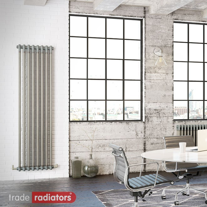 Stainless Steel Vertical Radiator