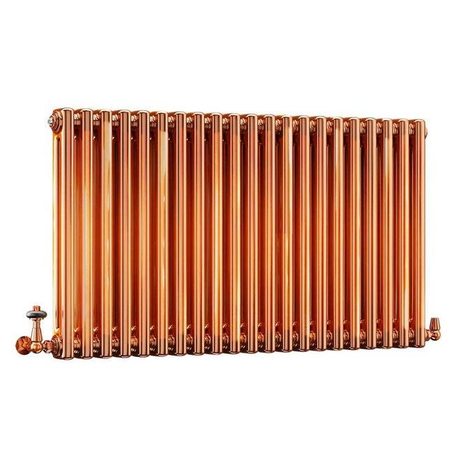 A copper column radiator