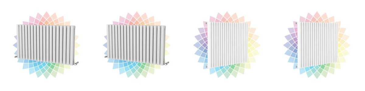 Custom colour radiators at TradeRadiators.com