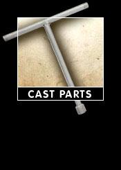 Cast Iron Radiator Parts