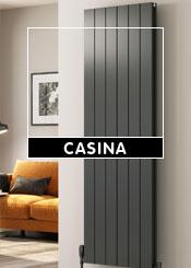 Reina Casina Aluminium Designer Radiators