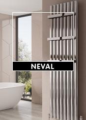 Reina Neval Aluminium Designer Radiators