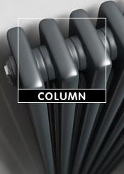 Grey & Anthracite Column Radiators