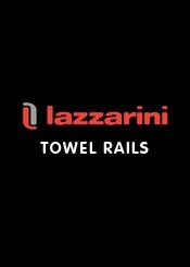 Lazzarini Anthracite Heated Towel Rails
