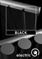 Black Electric Radiators