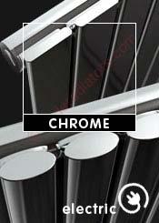 Chrome Electric Radiators