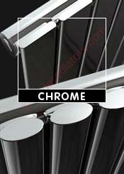 Chrome Designer Radiators