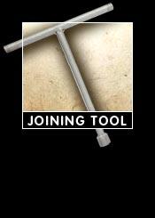 Cast Iron Radiator Joining Tools & Keys