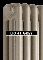 Light Grey Radiators