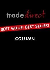Trade Direct Vertical Column Radiators