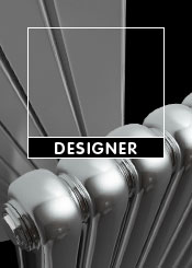 Silver Designer Radiators