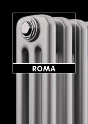 Apollo Roma Silver Column Radiators