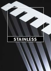 Stainless Steel Designer Radiators