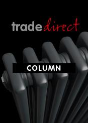 Trade Direct Anthracite Column Radiators