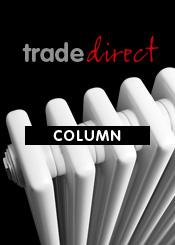 Trade Direct White Column Radiators