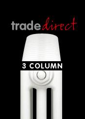 Trade Direct 3 Column Radiators
