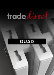 Trade Direct Quad Column Radiators