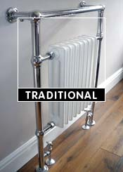 Traditional Heated Towel Rails