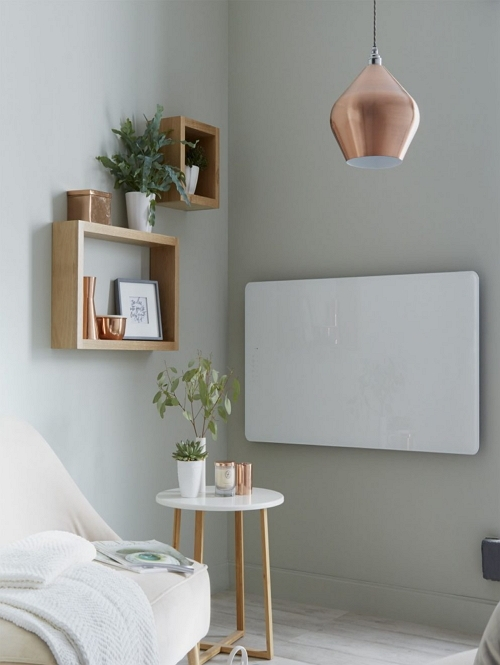 Electric Infrared Heating