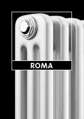 Apollo Roma White Column Radiators