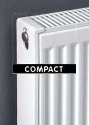Compact Horizontal Convector Radiators