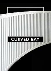 Curved Bay Window Radiators