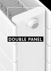 Horizontal Double Panel Radiators