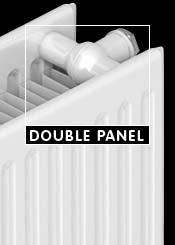 Double Panel Convector Radiators