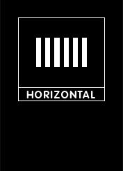 Black Horizontal Radiators