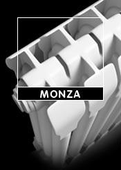 Apollo Monza Aluminium Columns