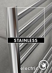 Stainless Steel Electric Heated Towel Rails