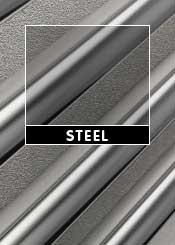 Steel Heated Towel Rails