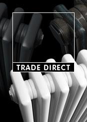 Trade Direct Horizontal Column Radiators