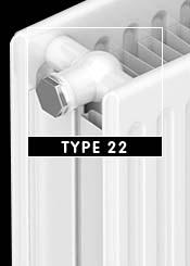 Type 22 Radiators
