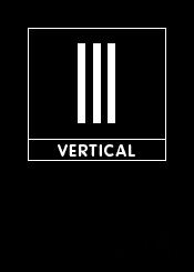 Black Vertical Radiators