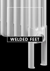 Apollo Roma with welded feet