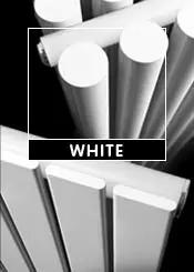 White Vertical Designer Radiators