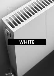 White Convector Radiators