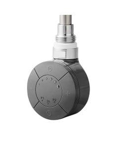 Pisa 300w Smart Thermostatic Element - Anthracite