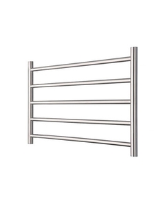 Towelrads Selby Stainless Steel Rail, Polished, 1000x500mm