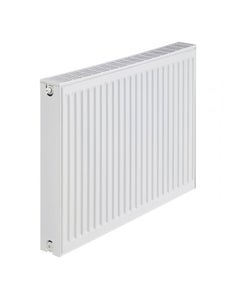 Stelrad Compact Radiator, White, 700mm x 600mm - Double Panel, Double Convector