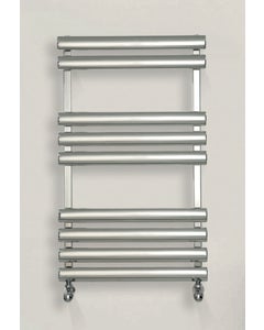 Towelrads Mars Stainless Steel Rail, Polished, 1000x500mm