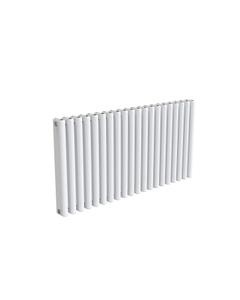 Reina Alco Aluminium Designer Radiator, White, 600mm x 1180mm
