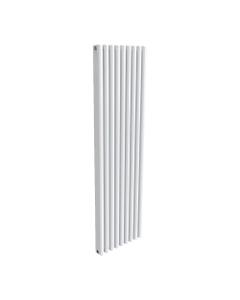 Reina Alco Aluminium Designer Radiator, White, 1800mm x 520mm