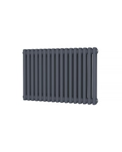 Trade Direct 2 Column Radiator, Anthracite, 500mm x 768mm