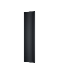 Trade Direct 3 Column Radiator, Anthracite, 1800mm x 465mm