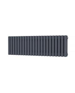 Trade Direct 3 Column Radiator, Anthracite, 300mm x 999mm