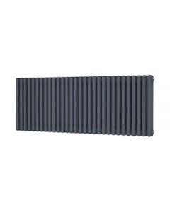 Trade Direct 3 Column Radiator, Anthracite, 500mm x 1355mm