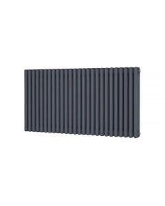 Trade Direct 3 Column Radiator, Anthracite, 600mm x 1177mm
