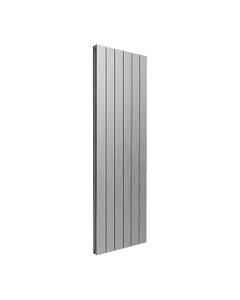 Reina Casina Aluminium Designer Radiator, Satin, 1800mm x 565mm - Double Panel